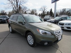 Used 2017 Subaru Outback 2.5i Premium SUV 4S4BSACC0H3320066 in Grand Forks