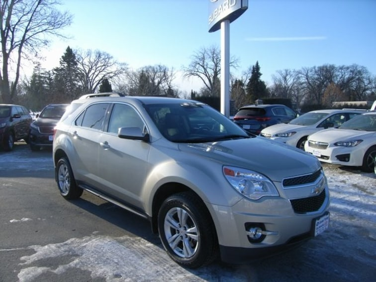 Used 2015 Chevrolet Equinox LT 2LT SUV in Grand Forks