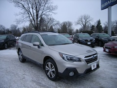 Used 2018 Subaru Outback 2.5i Limited SUV 4S4BSANC8J3222891 in Grand Forks