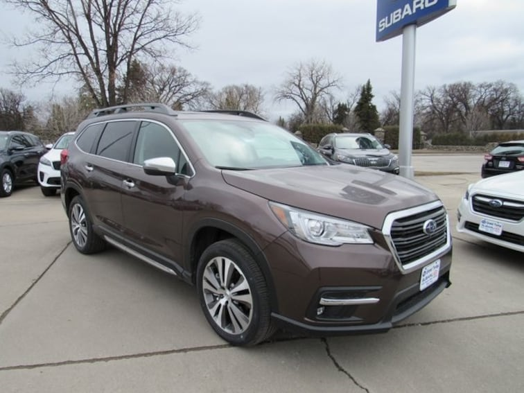 New 2019 Subaru Ascent Touring 7-Passenger SUV in Grand Forks