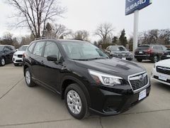 New 2019 Subaru Forester Standard SUV JF2SKACC2KH498271 in Grand Forks