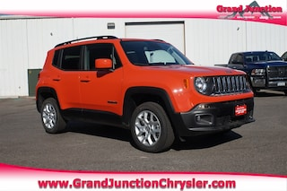 New vehicle 2018 Jeep Renegade LATITUDE 4X4 Sport Utility for sale in Grand Junction, CO