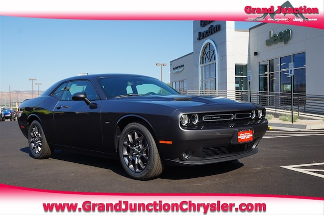 DYNAMIC_PREF_LABEL_AUTO_NEW_DETAILS_INVENTORY_DETAIL1_ALTATTRIBUTEBEFORE 2018 Dodge Challenger GT ALL-WHEEL DRIVE Coupe for sale in Grand Junction, CO