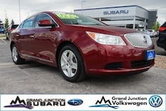 Used Vehicles for sale 2011 Buick LaCrosse CX Sedan in Grand Junction, CO