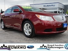 2011 Buick LaCrosse CX Sedan
