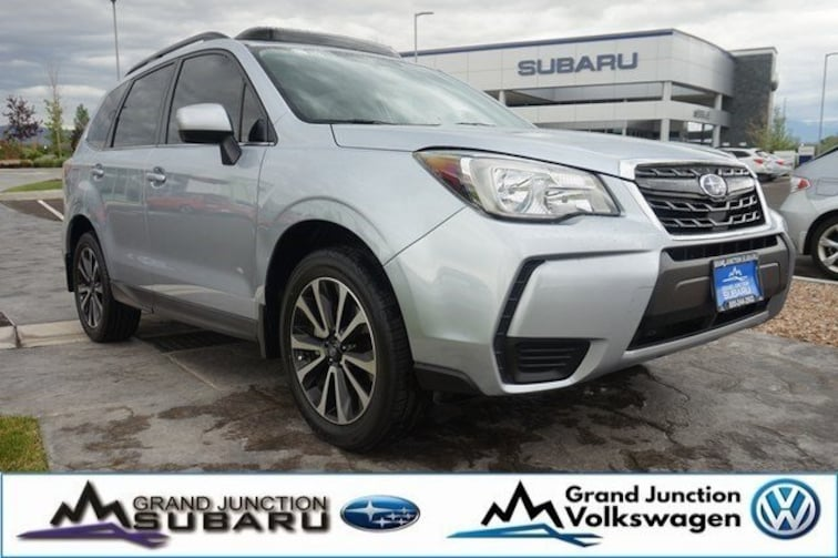 Subaru Forester 2.0 Xt Premium >> Used 2017 Subaru Forester 2 0xt Premium With Starlink For Sale In