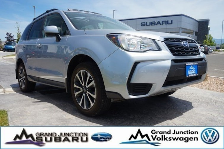 Used 2017 Subaru Forester 2.0XT Premium with Starlink SUV Grand Junction, CO