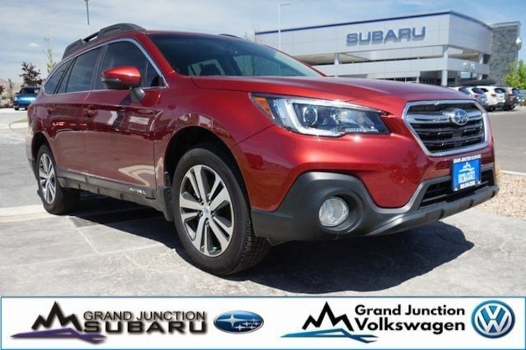 Used 2018 Subaru Outback 2.5i Limited SUV Grand Junction, CO