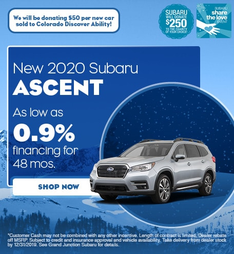 December | 2020 Ascent APR