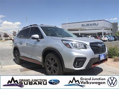 Used 2019 Subaru Forester Sport SUV for Sale in Grand Junction CO