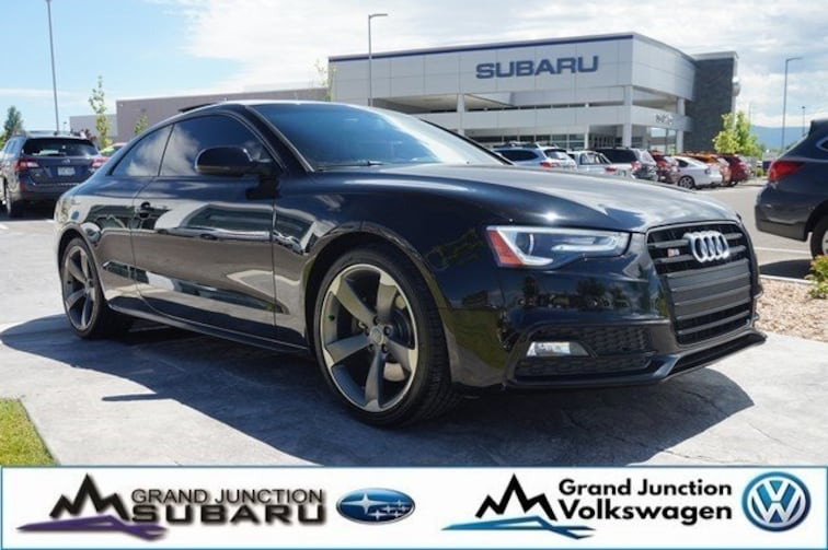Used 2014 Audi S5 3.0T Coupe Grand Junction, CO