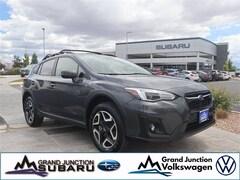 Used 2020 Subaru Crosstrek Limited SUV for Sale in Grand Junction CO