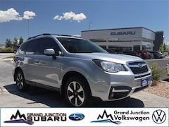 Used 2018 Subaru Forester 2.5i Limited SUV for Sale in Grand Junction CO