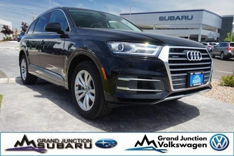 Used 2018 Audi Q7 3.0T Premium SUV Grand Junction, CO