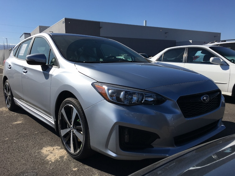 New 2018 Subaru Impreza 2.0i Sport 5-door Grand Junction, CO