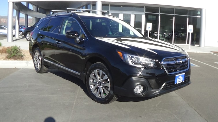 New 2019 Subaru Outback 2.5i Touring SUV Grand Junction, CO