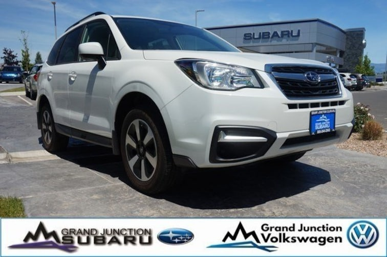 Used 2018 Subaru Forester 2.5i Premium SUV Grand Junction, CO