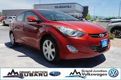Used Vehicles for sale 2012 Hyundai Elantra Limited (A6) Sedan in Grand Junction, CO