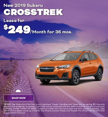June 2019 | Subaru Crosstrek