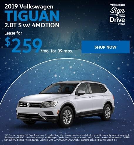 December | Tiguan