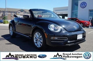 Used 2017 Volkswagen Beetle 1.8T SE Convertible for Sale in Grand Junction CO