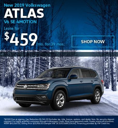 January   2019 Atlas