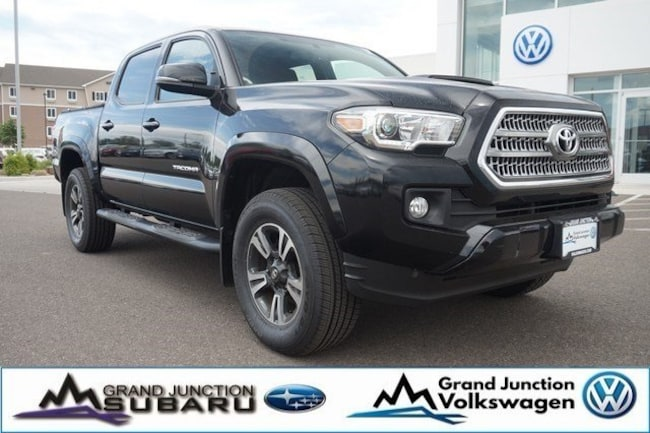 Toyota Grand Junction >> Used 2017 Toyota Tacoma For Sale At Grand Junction Volkswagen Vin 5tfcz5anxhx079934