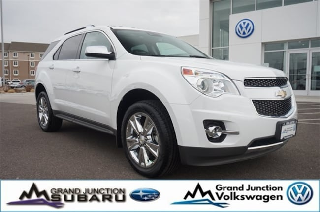 Chevy Equinox For Sale >> Used 2014 Chevrolet Equinox For Sale At Grand Junction Volkswagen Vin 2gnflhe33e6147020