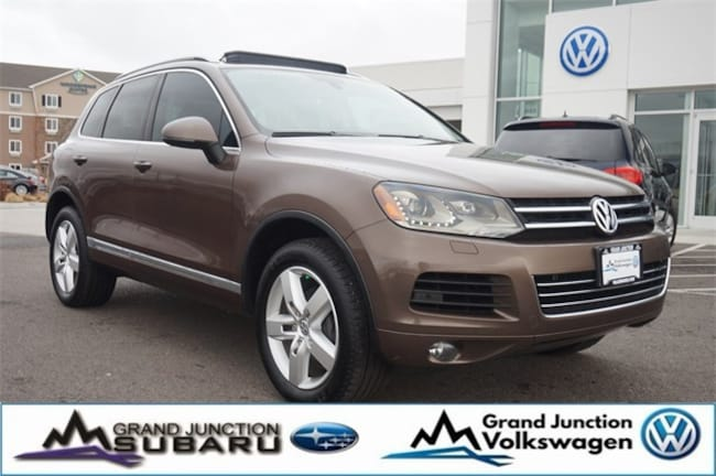 Volkswagen Touareg For Sale >> Used 2012 Volkswagen Touareg For Sale At Grand Junction