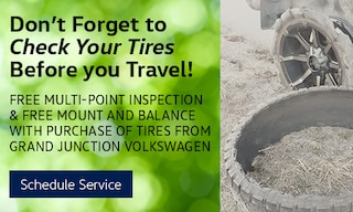Don't Forget to Check Your Tires!