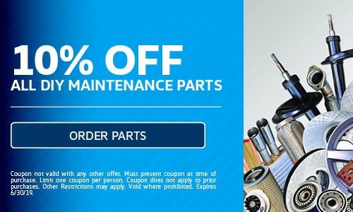 June 2019 | All DIY Maintenance Parts