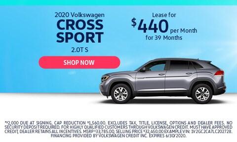 June 2020 Cross Sport Special