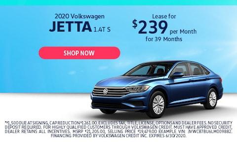 June 2020 Jetta Special