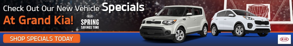 March Vehicle Specials