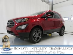 Used 2018 Ford EcoSport SES SUV