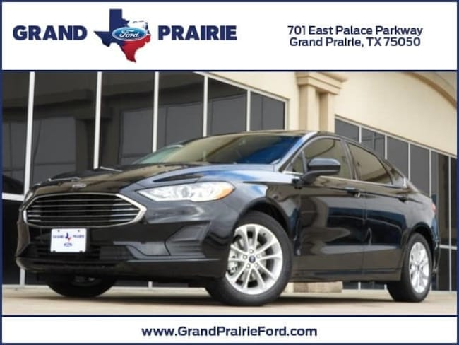 New 2019 Ford Fusion Se For Sale In Grand Prairie Tx Kr113359