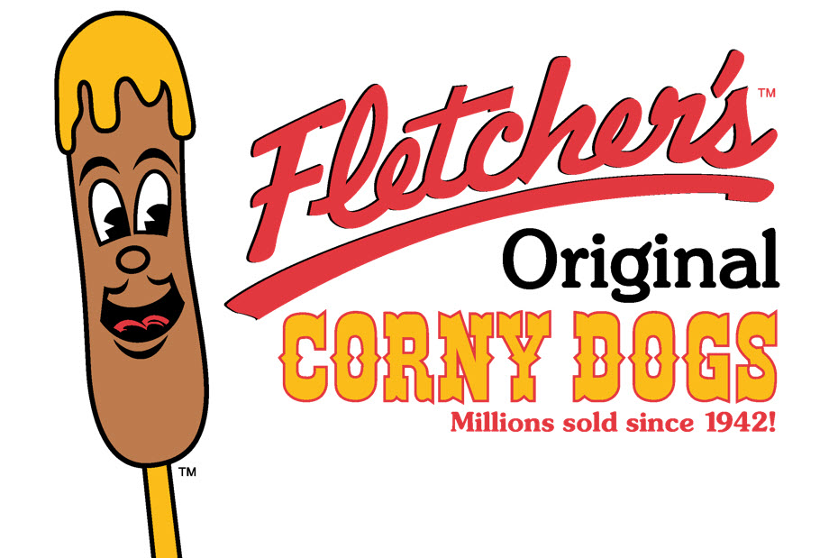 Fletcher's Original Corny Dogs Logo