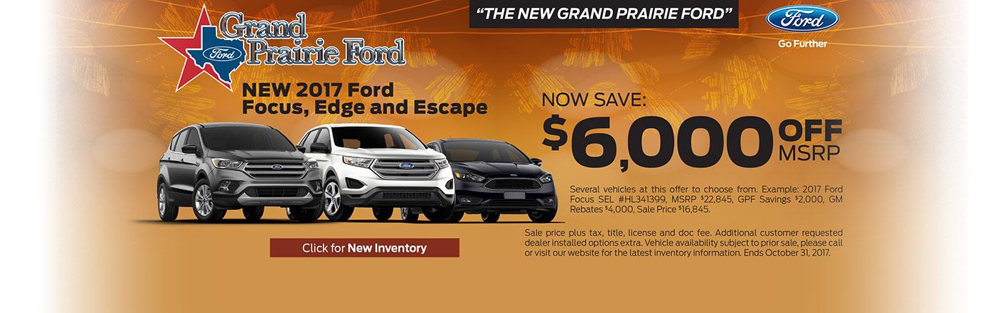 & New Ford Cars u0026 Trucks | Grand Prairie Ford Service Center markmcfarlin.com