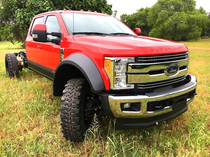 Ford F-550 Severe Duty | Specs & Features | Grand Prairie