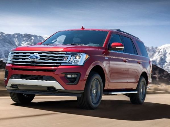 2018 Ford Expedition FX4 is perfect for off-roading