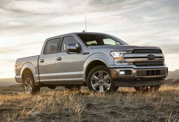 New Ford F-150 Receives Best-In-Class Recognitions