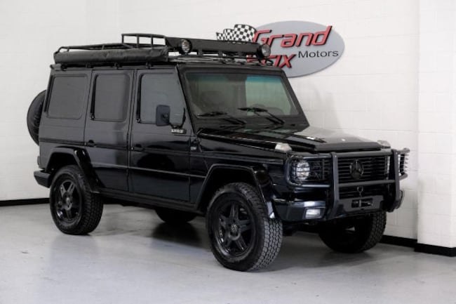 1983 Mercedes-Benz G300 GD SUV