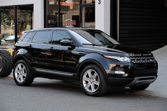 2015 Land Rover Range Rover Evoque Pure Plus SUV