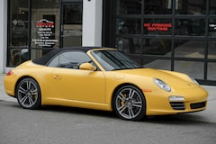 Used  2011 Porsche 911 4S Cabriolet for Sale in Portland, OR