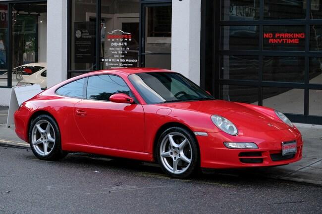 2005 Porsche 911 Carrera Coupe