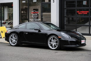 2017 Porsche 911 Carrera Coupe