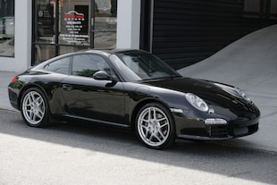 2010 Porsche 911 Carrera Coupe