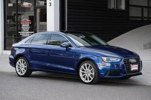 2015 Audi A3 2.0T Premium Sedan
