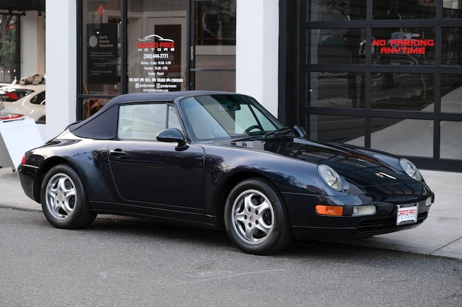 1995 Porsche 911 Carrera Convertible