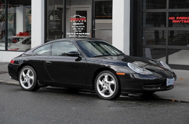2001 Porsche 911 Carrera 4 Coupe